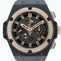 Hublot King Power Unico Chronograph 701.CO.0180.RX 18K Rose Gold