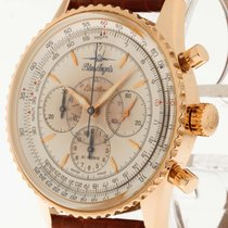 Breitling Navitimer Blue Angels Roségold Full Set Ref.H30030.1