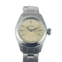 Rolex Oyster Perpetual Lady Ref 6618 from 1964  1 year warranty