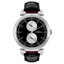 Bell & Ross Men's WW2 Regulateur Officer Watch