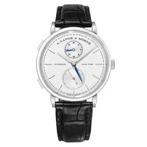 A. Lange & Söhne Saxonia Dual Time White Gold 40mm