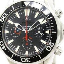 Omega Polished Omega Seamaster Americas Cup Racing Chronograph...