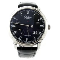 Glashütte Original Senator Perpetual 42mm Stainless Watch W/...