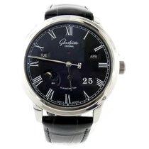Glashütte Original Senator Perpetual 42mm Stainless Watch W/...