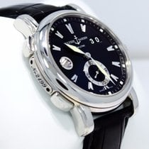 Ulysse Nardin Gmt Dual Time Big Date 243-55/92 42mm Mens Watch...