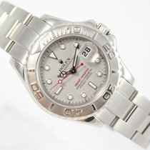 Rolex OYSTER PERPETUAL DATE YACHT-MASTER STEEL & PLATINIUM