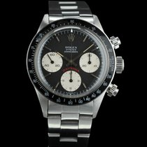 Rolex DAYTONA 6263 « BIG RED » WITH PUNCHED PAPERS