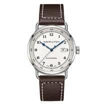 Hamilton Khaki Navy Pioneer Automatic Mens Watch Ref H77715553