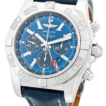 "Breitling ""Chronomat 44 GMT"" Chronograph."