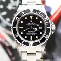 Rolex Sea-Dweller Stahl Automatik Ref:16600 von 2002 Box