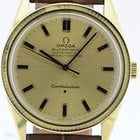 Omega Constellation 18K.