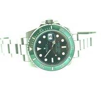 Rolex Submariner Green Ceramic 116610LV