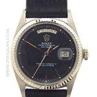 Rolex Vintage 1968 18k White Gold Day/Date