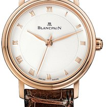 Blancpain Villeret Ultra Slim Ladies Automatic 29mm 6102-3642-55