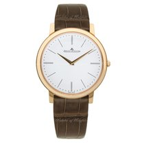 Jaeger-LeCoultre Master Ultra Thin 1907 - Pink Gold