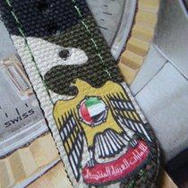 UAE ARAB NATOSTRAP BRACELET EMIRATES CREST datejust