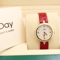 Omega Eightday watch De Ville Prestige 424.53.27.60.55.001