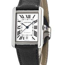 까르띠에 (Cartier) Tank Men's Watch W5200027