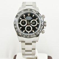 Rolex Unused Rolex 40mm Daytona 116500 Black Face &...