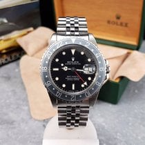 Rolex GMT-Master 16750 / 1984 / Spider Dial / Unpolished