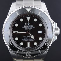 Rolex Sea-Dweller Deepsea Steel Ceramic,44MM, Full Set 2012
