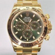 Rolex Cosmograph Daytona Green Dial Chromalight (NUOVO)
