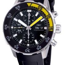 IWC Aquatimer Chronograph Mens 44mm Watch IW376709