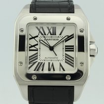 カルティエ (Cartier) Santos 100 Automatic Steel 2656
