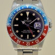 Rolex GMT-Master 1675 Gilt