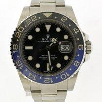 Rolex GMT Master II Batman 116710BLNR 2015