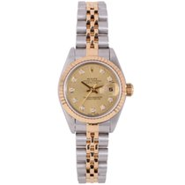 Rolex Pre-Owned DateJust Lady 69173 2000 Model