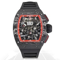 Richard Mille RM011 BLACK NIGHT NTPT - RM011 AO CA NTPT BLACK...