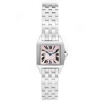 Cartier Santos Demoiselle Ladies Stainless Steel Quartz Watch...
