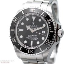 Ρολεξ (Rolex) DeepSea Ref-116660 Stainless Steel Box Papers...
