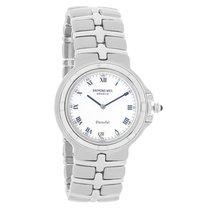 Raymond Weil Parsifal White Dial Swiss Quartz Watch 9195-ST-00300