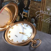 Ρολεξ (Rolex) 18K Yellow Gold Cellini Pocketwatch - Box &...