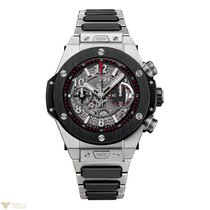 Hublot Big Bang Unico Automatic Titanium Ceramic Chronograph...