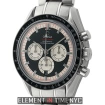 Omega Speedmaster The Legend Schumacher Stainless Steel 42mm...