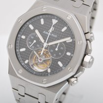 Audemars Piguet Royal Oak Tourbillon Chrono Box & Papiere...