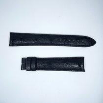 Jaeger-LeCoultre Ostrich 19/16mm Black