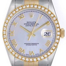 Rolex Men's Rolex Datejust Steel & Gold 2-Tone Watch...
