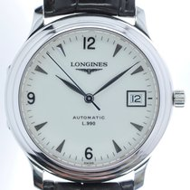 Longines Mans Automatic Wristwatch Twin Barrel 30 Millionths...