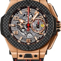 Hublot Big Bang Ferrari 45mm Rose Gold -Limited Edition nr....