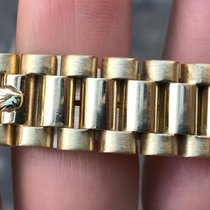 Rolex Bracciale Day Date strap bracelet buckle Oro Gold president