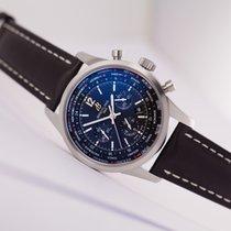 Breitling Transocean Unitime Pilot Worldtimer Chronograph