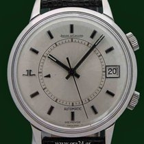 Jaeger-LeCoultre Memovox 37mm E875 Automatic Date Speed Beat...