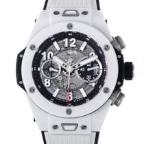 ウブロ (Hublot) Big Bang Unico White Ceramic Watch 411.HX.1170.RX