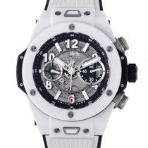 Χίμπλοτ (Hublot) Big Bang Unico White Ceramic Watch 411.HX.117...