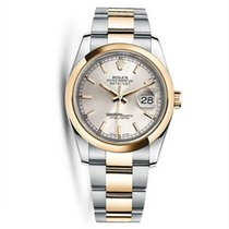Rolex 116203 Oyster Datejust Stainless Steel&Yellow Gold...