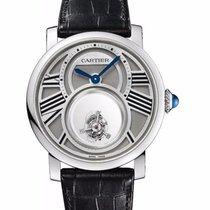 Cartier Rotonde de Cartier Mysterious Double Tourbillon Watch